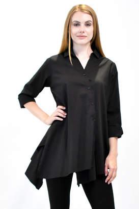Comfy USA Asymmetrical Shirt