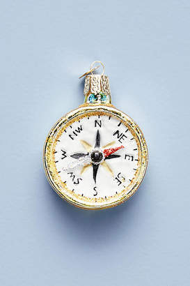 Anthropologie Compass Ornament