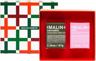 Malin+Goetz Best-Paired Candle Votive Set