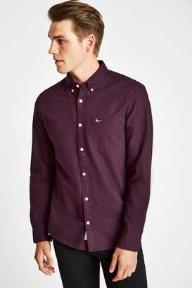 Jack Wills Wadsworth Slim Fit Plain Oxford Shirt
