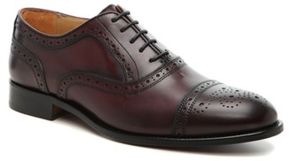 Mercanti Fiorentini Medallion Cap Toe Oxford