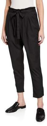 Ramy Brook Allyn Pinstripe Pants