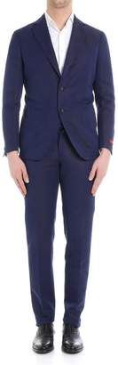 Ernesto Esposito Ernesto Cotton And Linen Suit