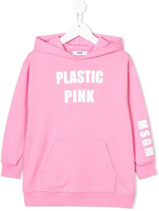 512591faf MSGM Pink Girls' Sweatshirts - ShopStyle