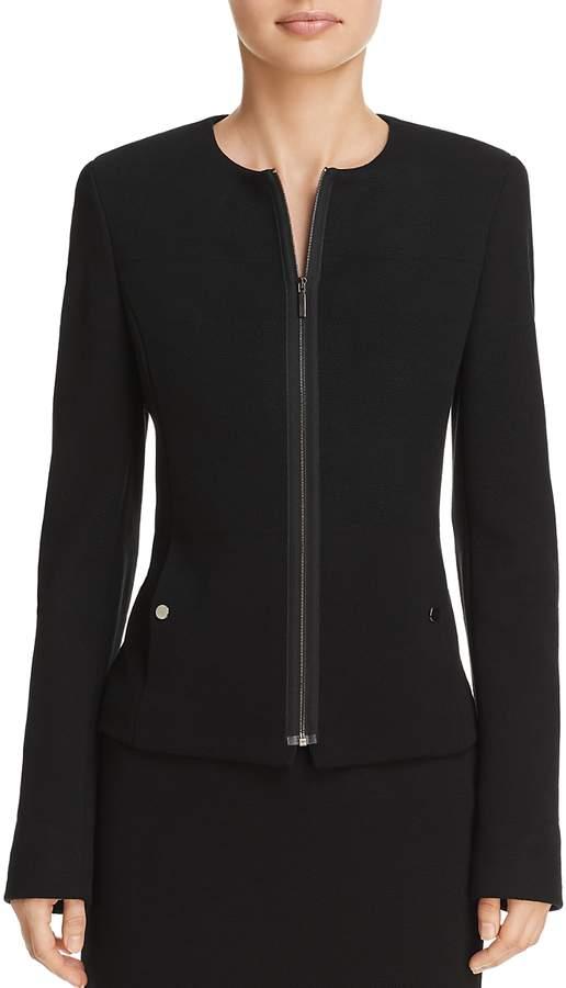 Kiranelli Zip-Front Jacket