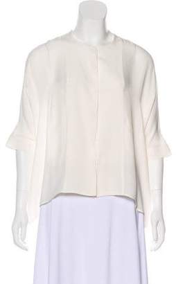 Etro Oversize Button-Up Top