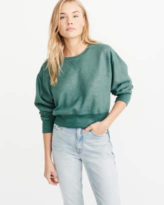 Abercrombie & Fitch Shine Crew Sweatshirt