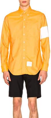 Thom Browne Classic Point Collar Shirt
