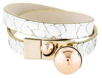 Christian Dior Mise en Wrap Bracelet