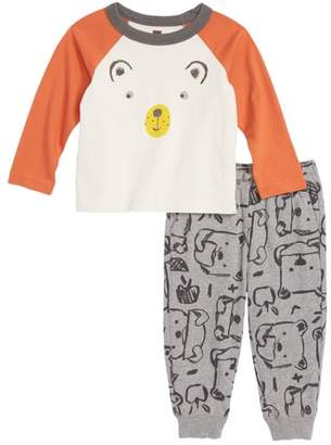 Tea Collection Osito T-Shirt & Pants Set