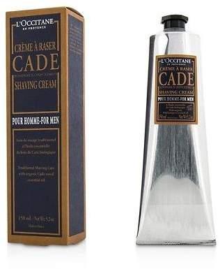L'Occitane NEW Cade For Men Shaving Cream 150ml Mens Skin Care