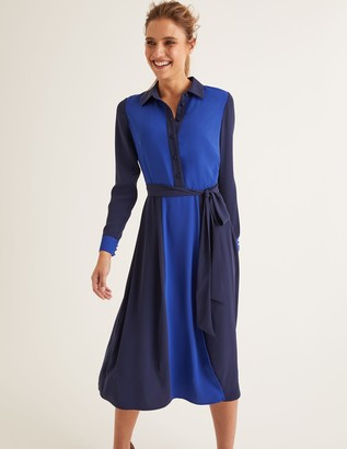 Boden Betty Midi Shirt Dress