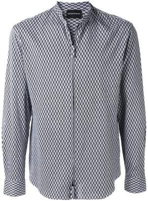 Emporio Armani printed shirt