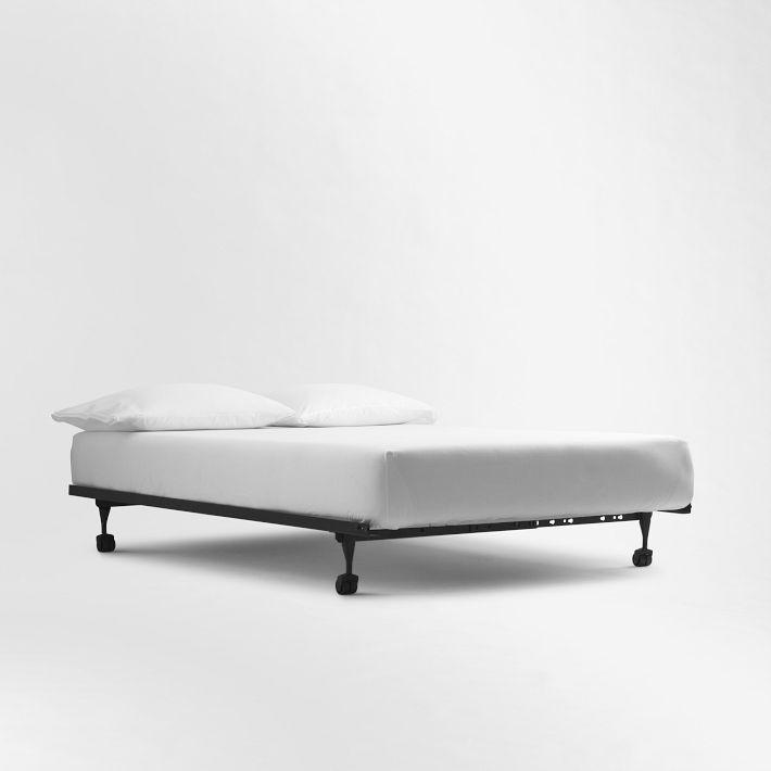 west elm Simple Metal Bed Frame