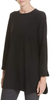 Eileen Fisher Bracelet Sleeve Knit Tunic