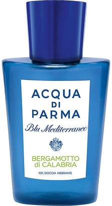 Acqua di Parma Women's Blu Med Bergamotte Shower Gel 200mL