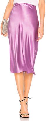Amanda Uprichard Paulina Slip Skirt