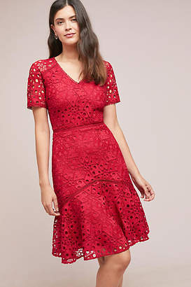 Shoshanna Lepage Lace Dress