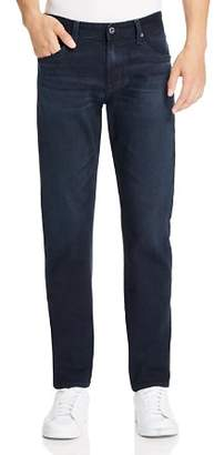 AG Jeans Straight Slim Fit Jeans in Parcel
