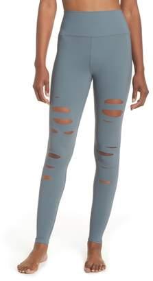 Alo Ripped Airbrush Leggings