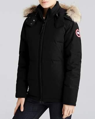 Canada Goose Chelsea Down Coat $825 thestylecure.com