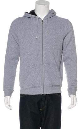 Michael Kors Knit Zip-Up Hoodie