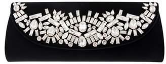 Badgley Mischka Guilt Crystal Embellished Clutch