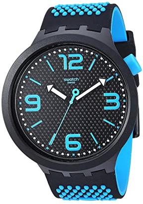 Swatch Big Bold Blue - SO27B101