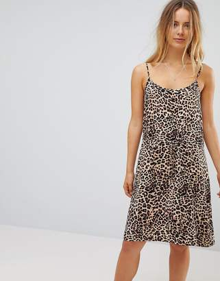 Vero Moda Tie Waist Dress