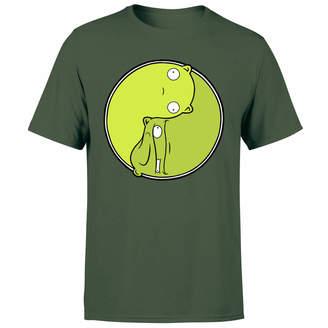 Bobs Burgers Melted Ying Yang Men's T-Shirt