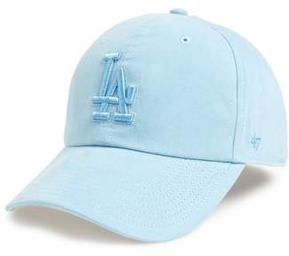 '47 Ultrabasic Clean Up Los Angeles Dodgers Baseball Cap