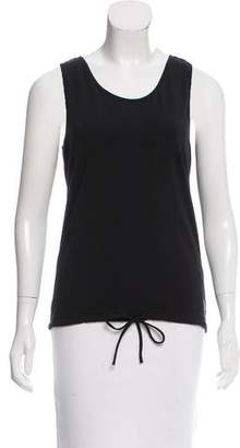 Y-3 Sleeveless Knit Top