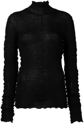 Ann Demeulemeester knitted sweater