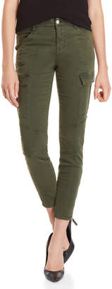 J Brand Mid-Rise Houligan Cargo Jeans