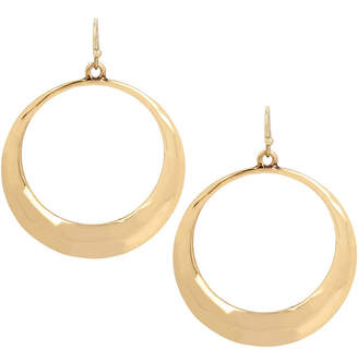 Libby Edelman Brass Drop Earrings