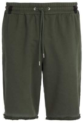 Helmut Lang Distressed Shorts - Mens - Khaki