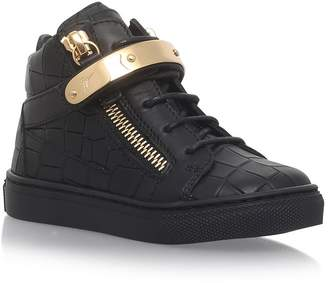 Giuseppe Zanotti Leather Nicki High-Top Sneakers