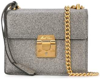 Mark Cross chain handle shoulder bag