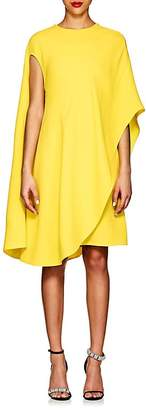 CALVIN KLEIN 205W39NYC Women's Silk-Wool Asymmetric T-Shirt Dress