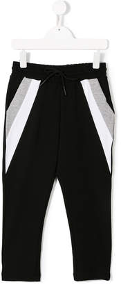Antony Morato Junior contrast stripe joggers