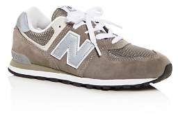 New Balance Unisex Moyen Suede Low-Top Sneakers - Big Kid