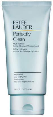 Estee Lauder Perfectly Clean Multi-Action Crème Cleanser/Moisture Mask, 5.0 oz.