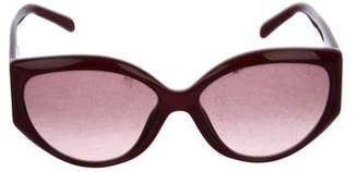 Fendi Cat-Eye Gradient Sunglasses