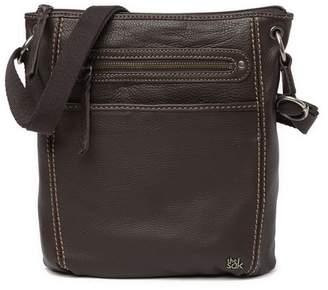 The Sak Morena Leather Crossbody Bag