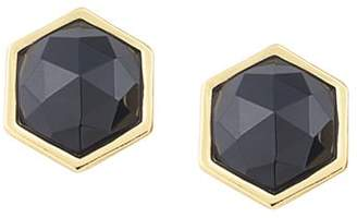 Trina Turk Hexagon Stud Earrings