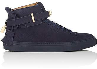Buscemi Men's 100MM Grained Nubuck Sneakers