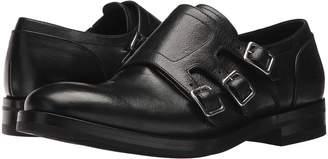 Alexander McQueen Monk Strap Boot Men's Boots