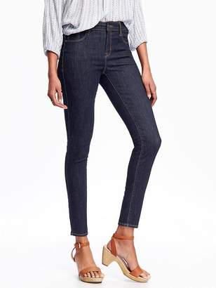Old Navy Mid-Rise Rockstar Built-In Sculpt Jeans for Women