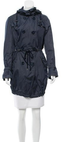 MonclerMoncler Tariec Trench Coat