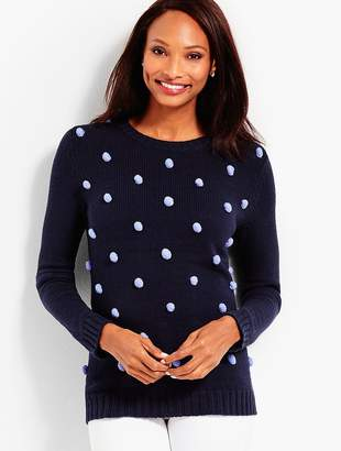 Talbots Baubles Sweater